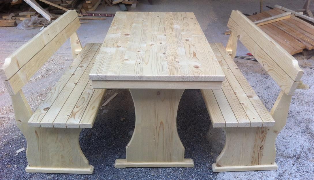 баварска маса с пейки