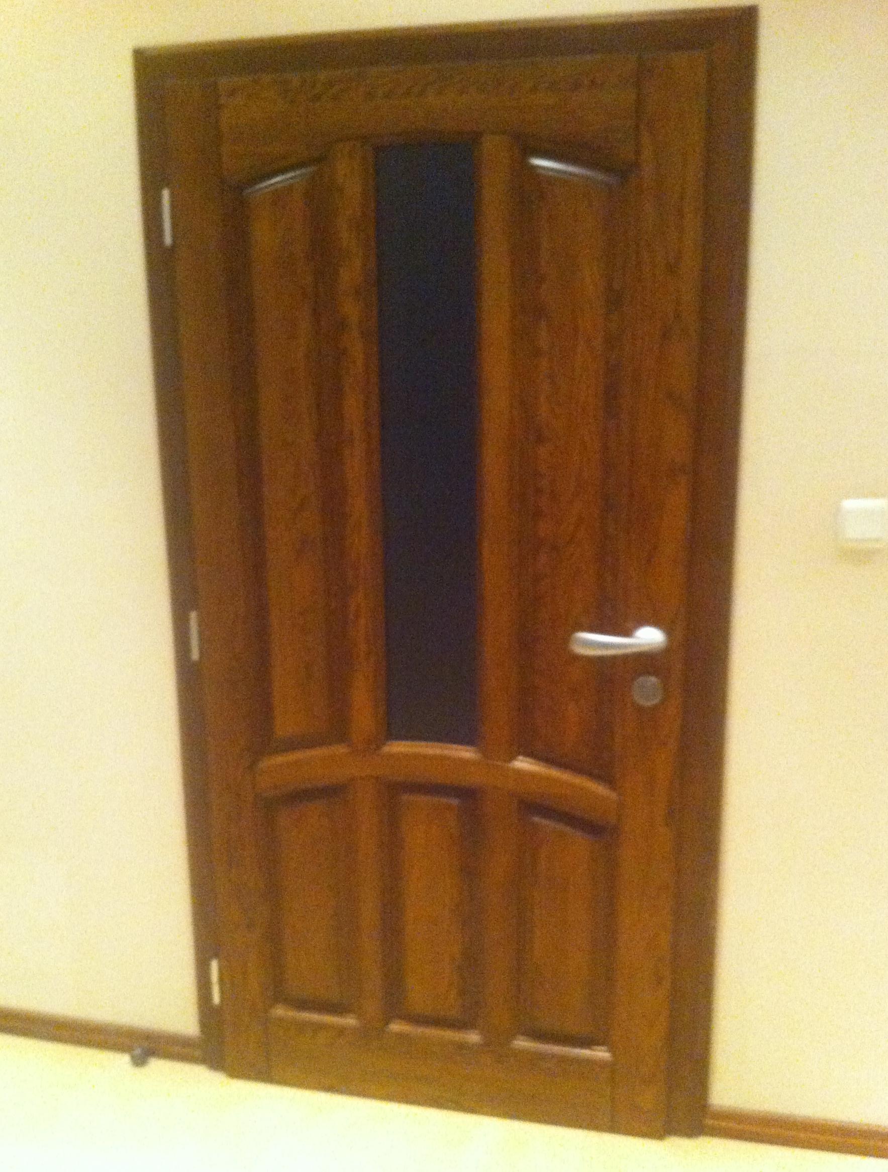 Дъбова врата