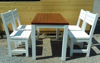 Маси и столове за градина