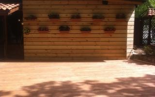 Облицоване на фасада със дърво