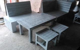 градинска мебел за заведение